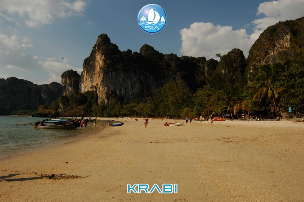 Teambuilding in Krabi