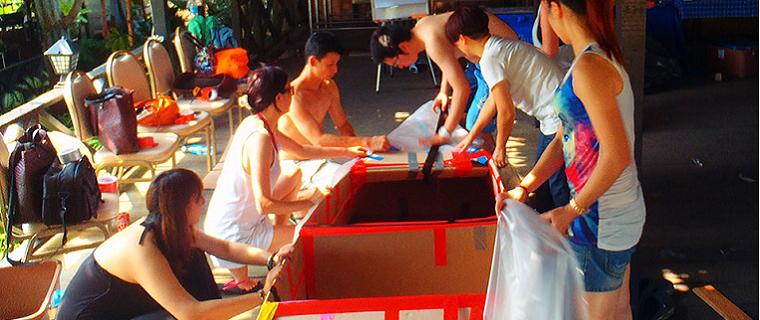 Teambuilding Events in Krabi